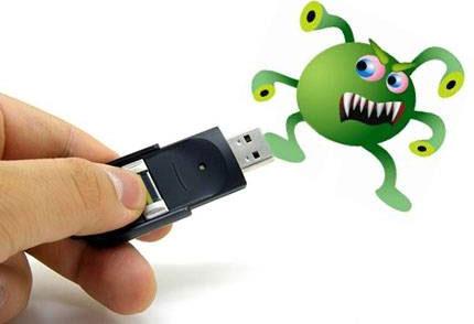 Le port USB de plus en plus sollicité pour la propagation de malwares