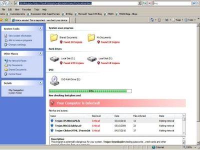 Le site de Kaspersky compromis propose de télécharger des virus