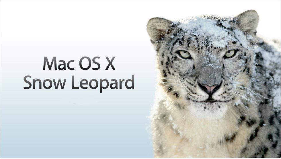 Un cheval de Troie à l'assaut de Mac OS X 10.6 Snow Leopard