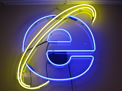 Faille 0-Day : toutes les version d'Internet Explorer touchées