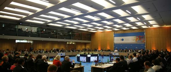 Le réseau de l'OCDE piraté