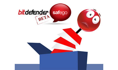 BitDefender SafeGo : protégez votre compte Facebook