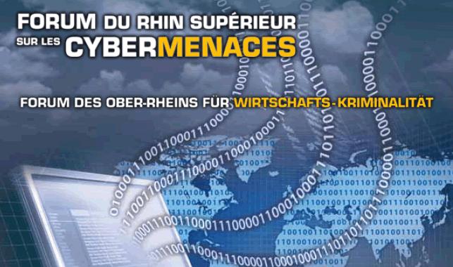 Forum du Rhin supérieur sur les cybermenaces