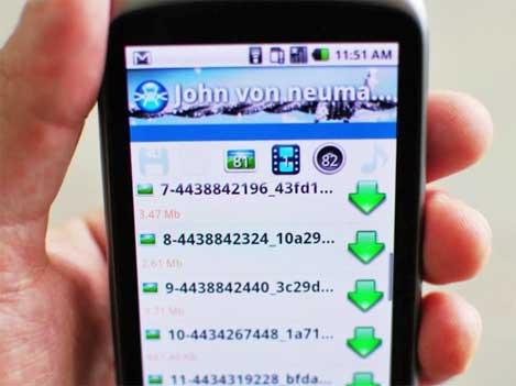 Frostwire pour Android : un réseau P2P exclusivement dédié aux mobiles