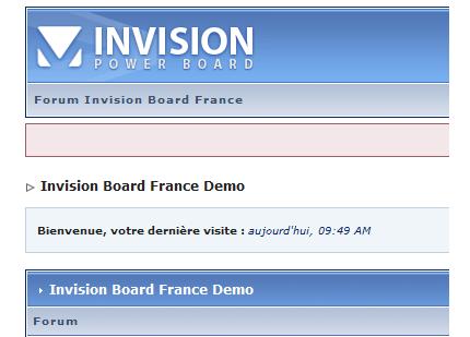 Vulnérabilité annoncée pour Invision Power Board 3