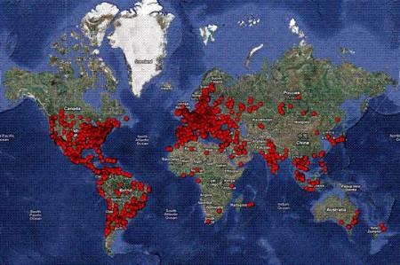 La France dans le Top 3 mondial des serveurs de contrôle de Botnets