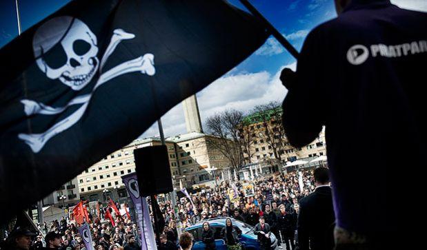 Les partis pirates condamnent les attaques DDOS contre les ayants droit