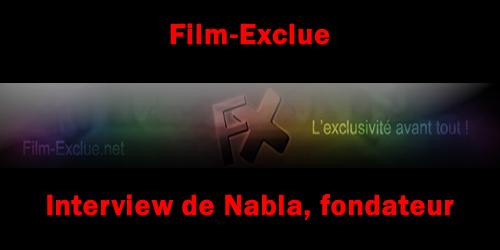 Exclusivité : Interview de Nabla, fondateur du site Warez Film-Exclue