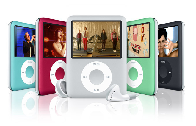 iPod nano: petit, costaud… et hacké
