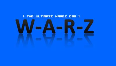 Projet W-A-R-Z : Le CMS Warez est maintenant en production !