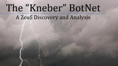 Le botnet Kneber vise les administrations publiques