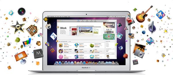 Les applis du Mac App Store d'Apple déjà piratées