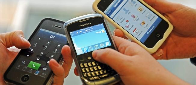 Des téléphones mobiles bien vulnérables