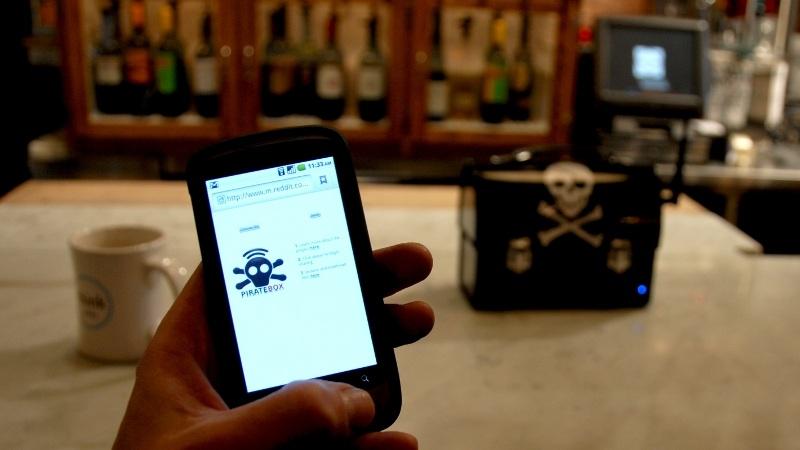 La PirateBox, nouveau calvaire de la Hadopi