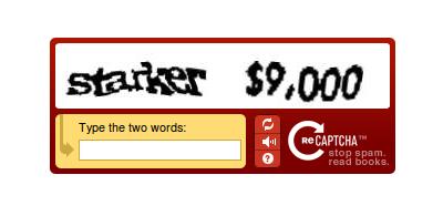 Google reCAPTCHA de nouveau cracké