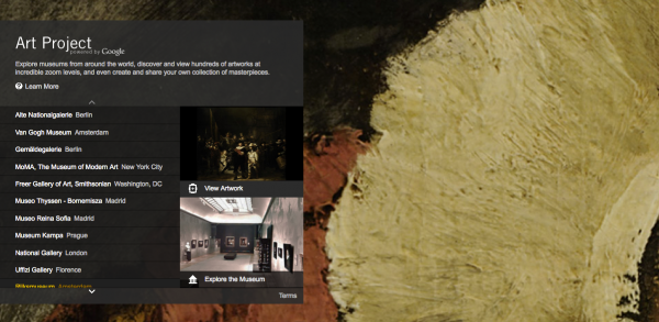 Google Art Project piraté pour le bien de la culture libre