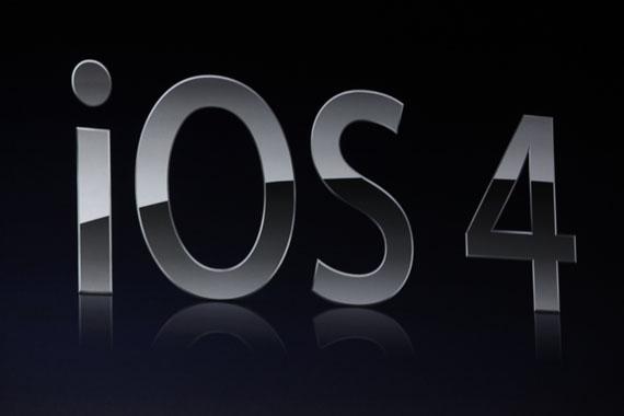 Le cryptage d'iOS 4 a été cassé