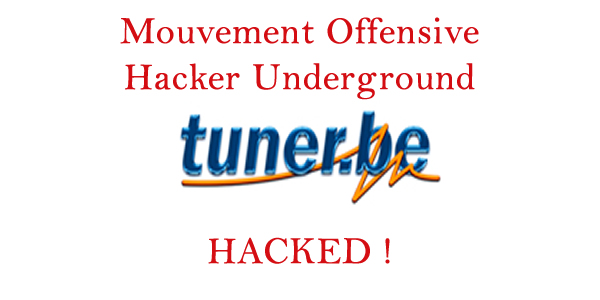 Tuner.be : Des hackeurs moquent Daerden et menacent Dexia