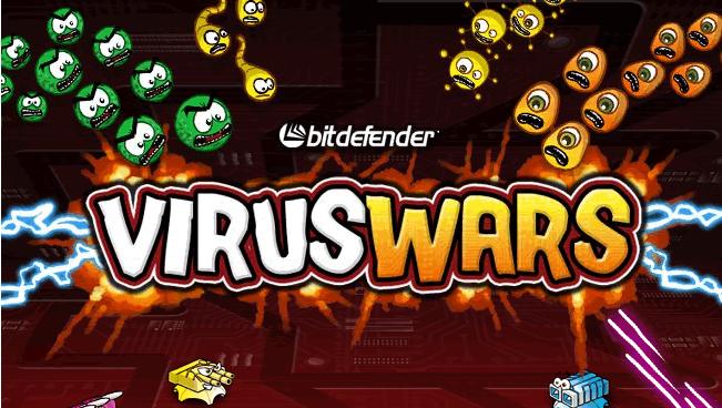 Virus Wars : BitDefender lance son jeu concours en ligne