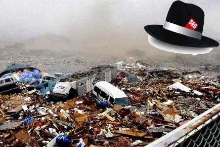 Des recherches sur le tremblement de terre au Japon infectées