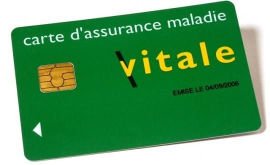 Phishing : escroquerie à la carte vitale en cours