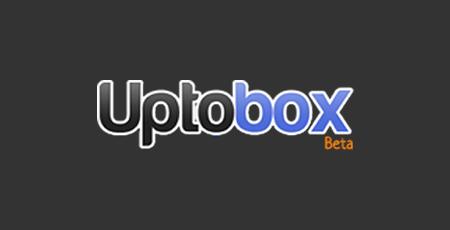 Uptobox.com – Un nouvel hébergeur de fichiers