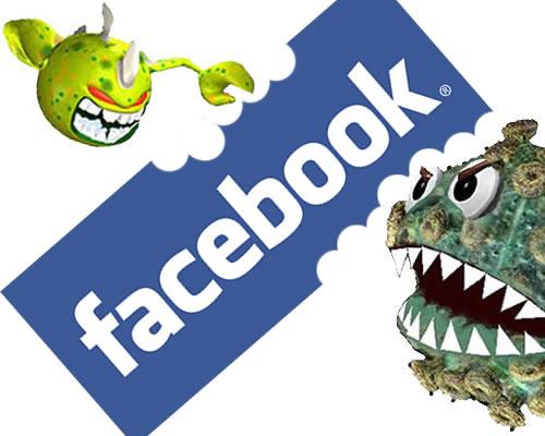 Diffusion d'un code pirate sur Facebook