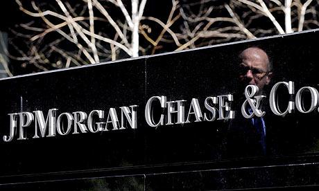 JP Morgan Chase victime d'un vol de base de données clients