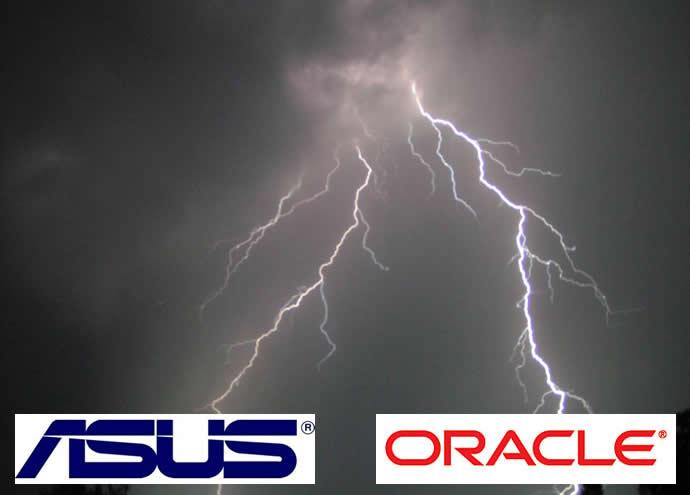 Exclusif : Après le piratage de MySQL et Sun, voici le tour d'Oracle et Asus !