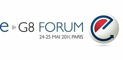 L'e-G8 réunit les géants du Web à Paris