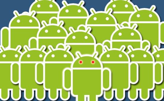 Un nouveau type de malware identifié sur Android