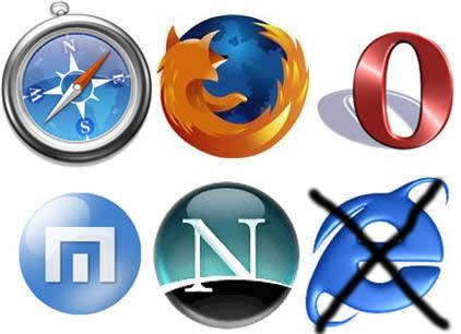 Une faille de sécurité touche tous les navigateurs, sauf Internet Explorer