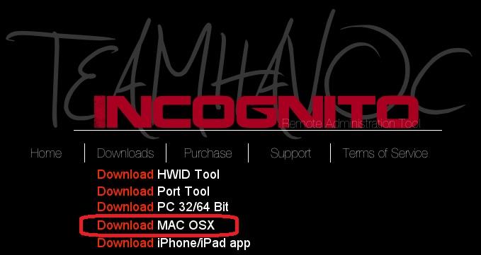 A l'intérieur du botnet IncognitoRAT