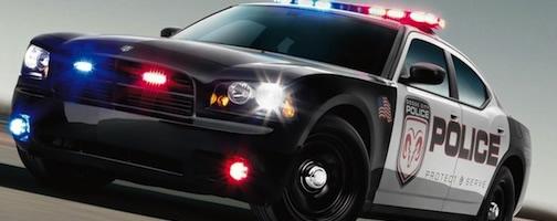 Comment pirater une voiture de police