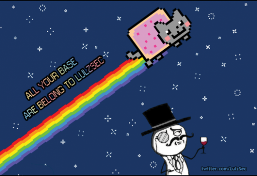 LulzSec annonce l'opération Anti-Security