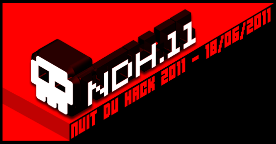 Nuit Du Hack 2011 : le planning des ateliers est annoncé !