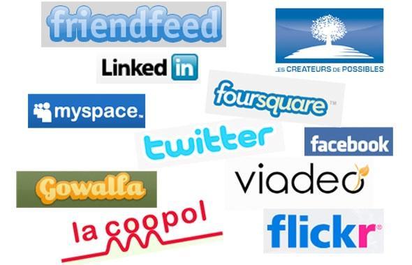 Facebook plus sécurisé que Twitter et LinkedIn