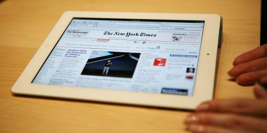 Un jeune Américain plaide coupable du piratage de 120 000 iPad d'AT&T
