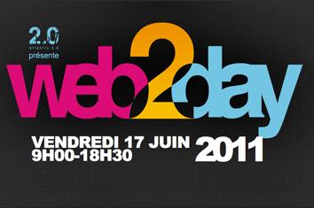 Le Web2day, c'est le 17 juin à Nantes !