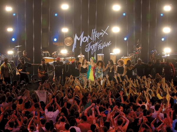 Le festival de Jazz de Montreux piraté ?