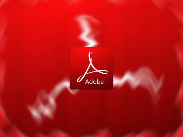 Six internautes sur dix utilisent des versions vulnérables d'Adobe Reader