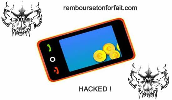Un groupe de pirates revendique le piratage du site remboursetonforfait.com