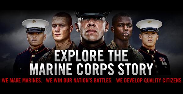 Faille XSS découverte sur le site de l'U.S. Marines Corps