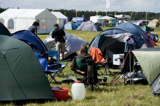 Le Woodstock des pirates informatiques dans un champ près de Berlin