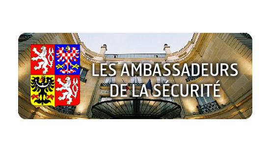 Les Ambassadeurs de la Sécurité : Présentation Etienne Drouard