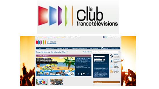 Le Club France Télévisions vulnérable aux failles XSS