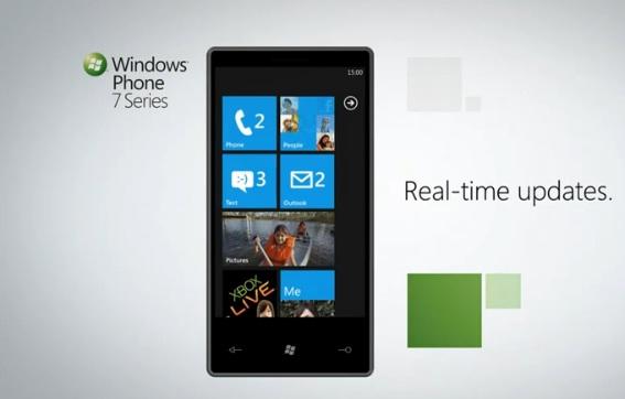 Microsoft dément le recueil d'informations par Windows Phone 7