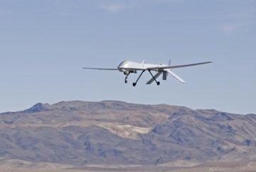 Des drones américains touchés par un virus coriace