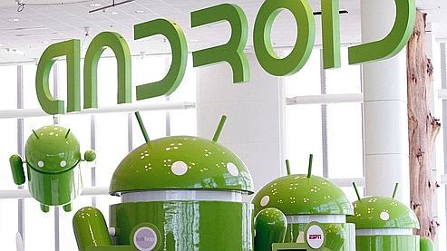 Faille de sécurité sur les smartphones Android de HTC