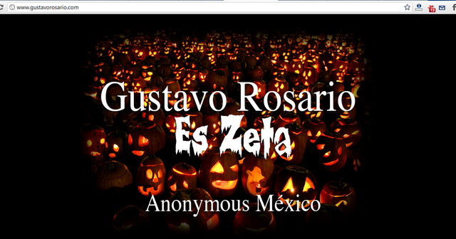 Des Anonymous menacent un important cartel Mexicain